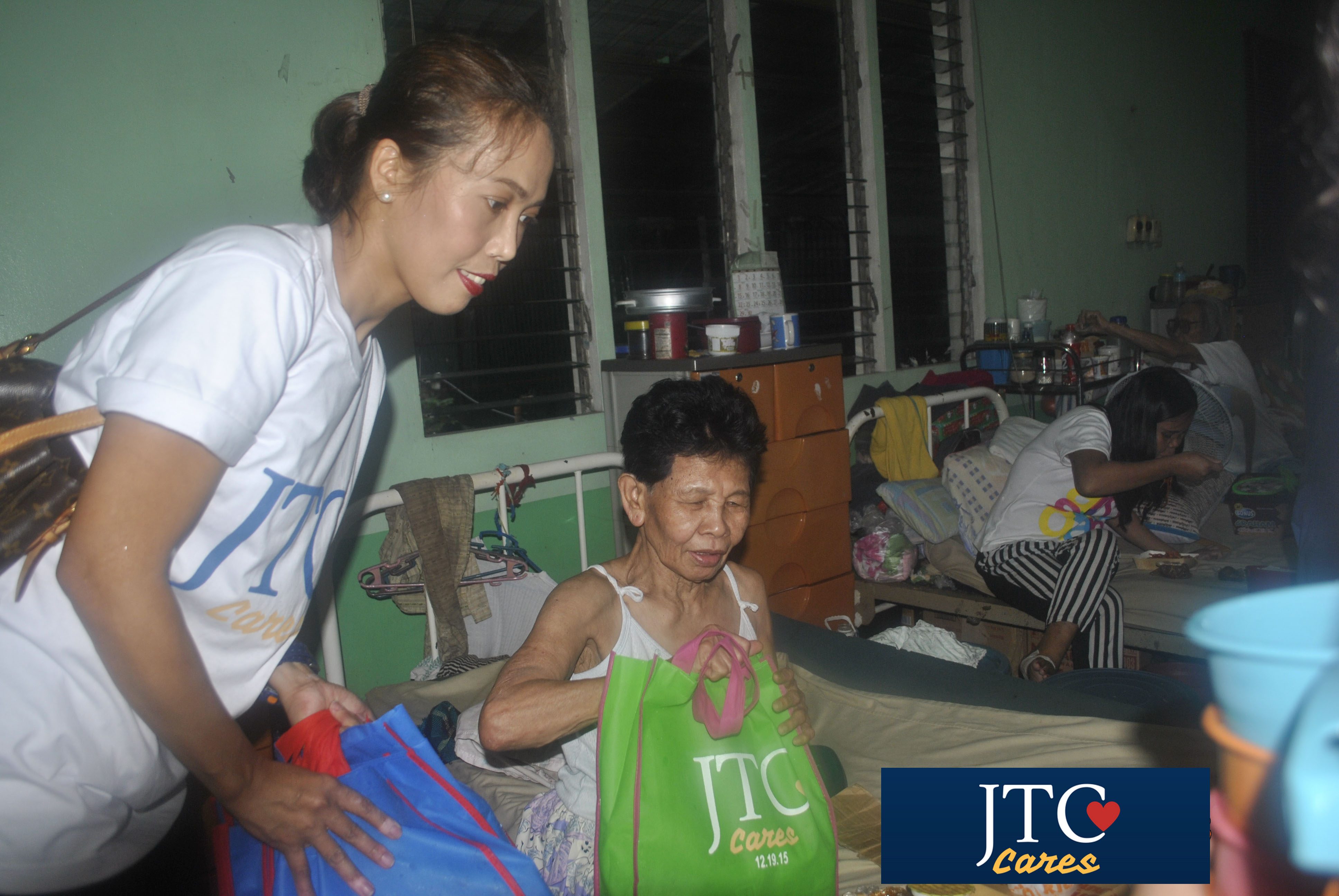 JTC are providing gifts.